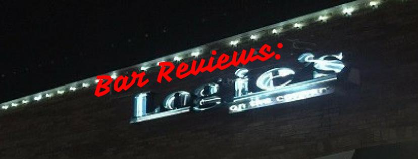 Bar Reviews: Logie's