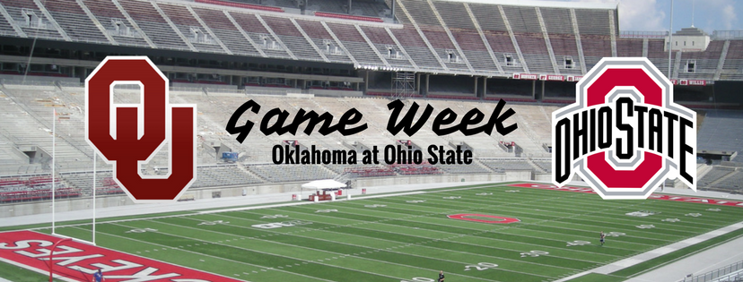 Game Week: #5 Oklahoma @ #2 Ohio State