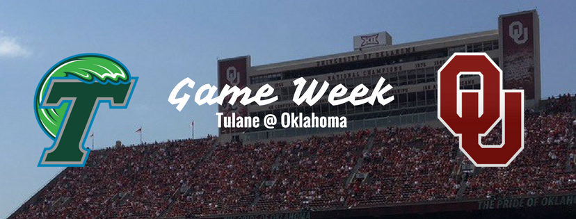 Game Week: Tulane @ #2 Oklahoma