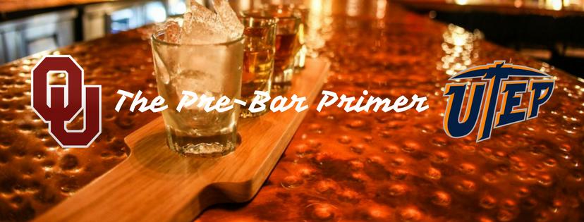 Friday Pre-Bar Primer:UTEP