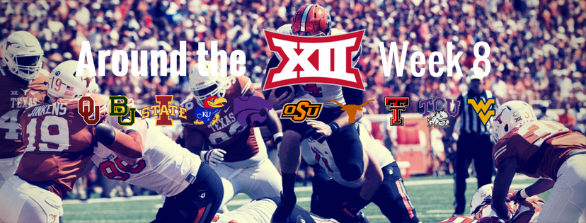 Around the Big 12: Week 8
