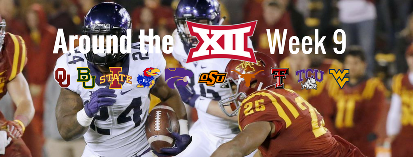 Around the Big 12: Week 9