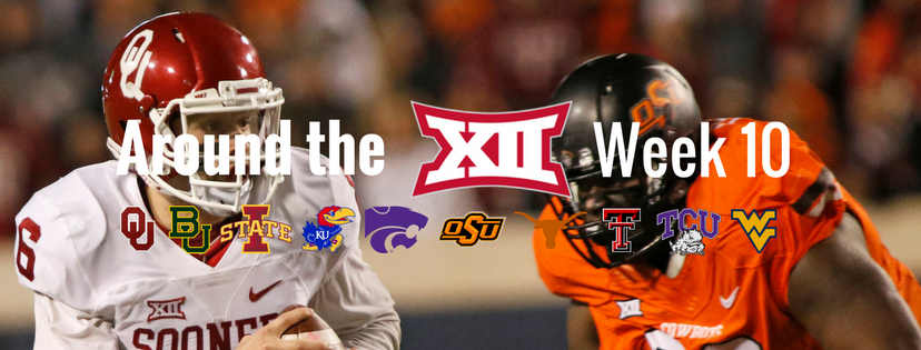 Around the Big 12: Week 10
