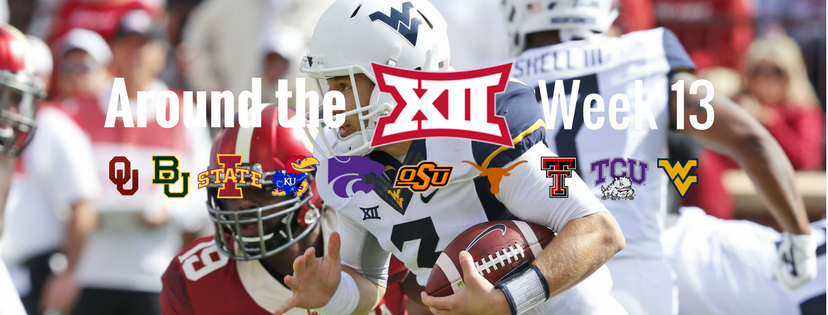 Around the Big 12: Week 13