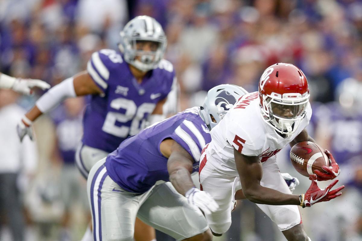 The Schooner Pod: Kansas State and Week9