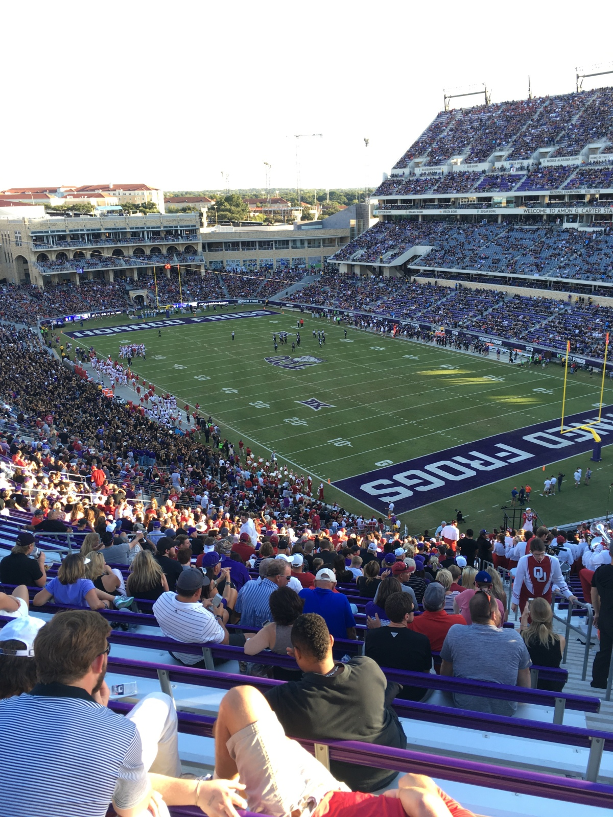 Gameday Guide: TCU
