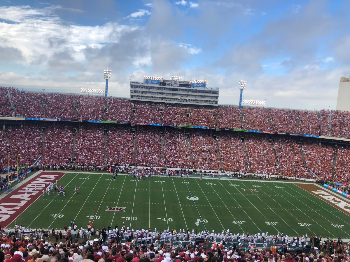 Heartbreak in Dallas: OU loses to Texas 48-45