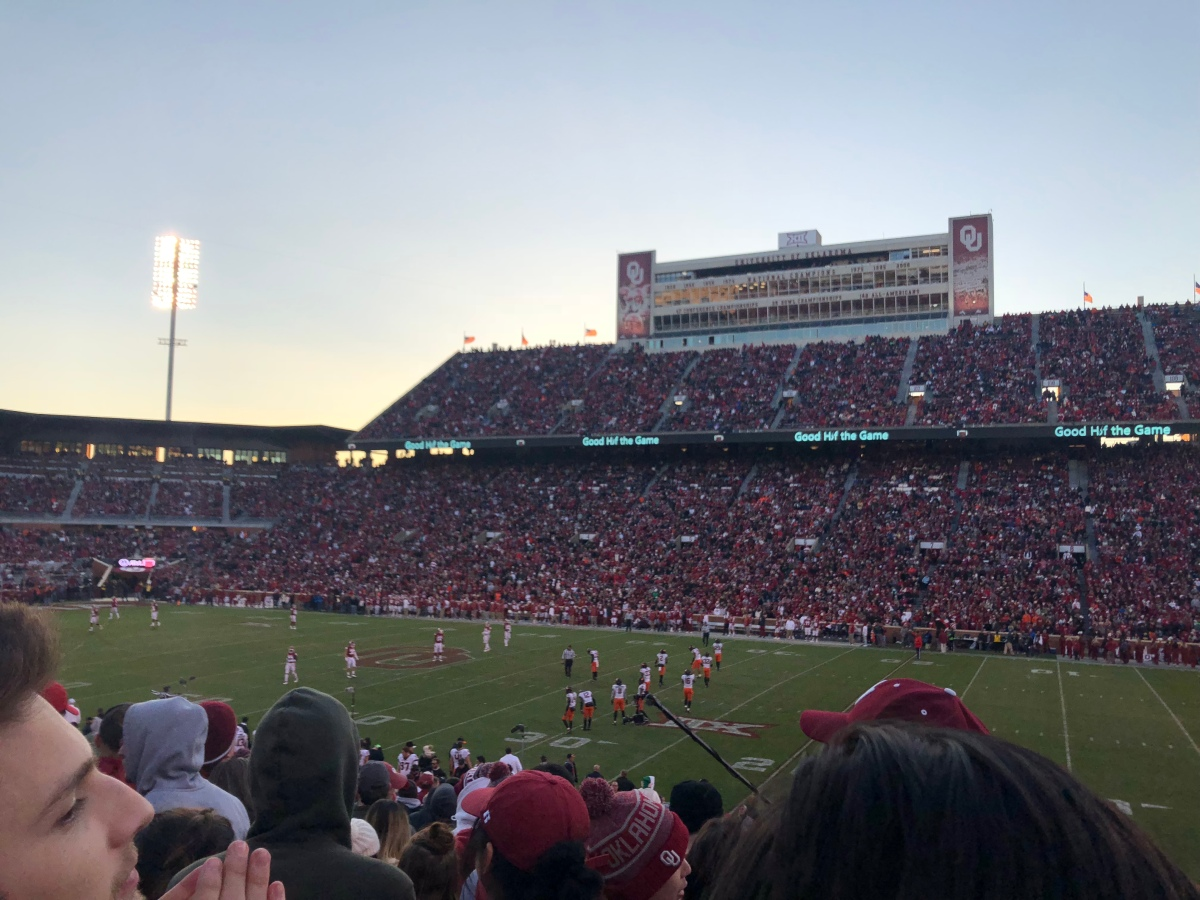 OU squeaks out the win against OSU, 48-47: An Actual Recap